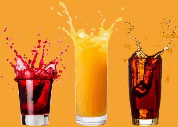 Zmanjšanje vsebnosti sladkorja v brezalkoholnih pijačah